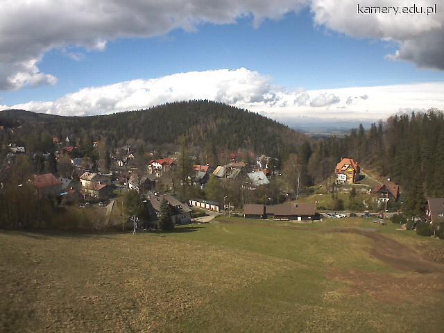 Webcam Skigebied Karpacz cam 2 - Reuzengebergte